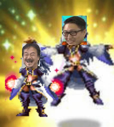 広野&坂口雑コラ