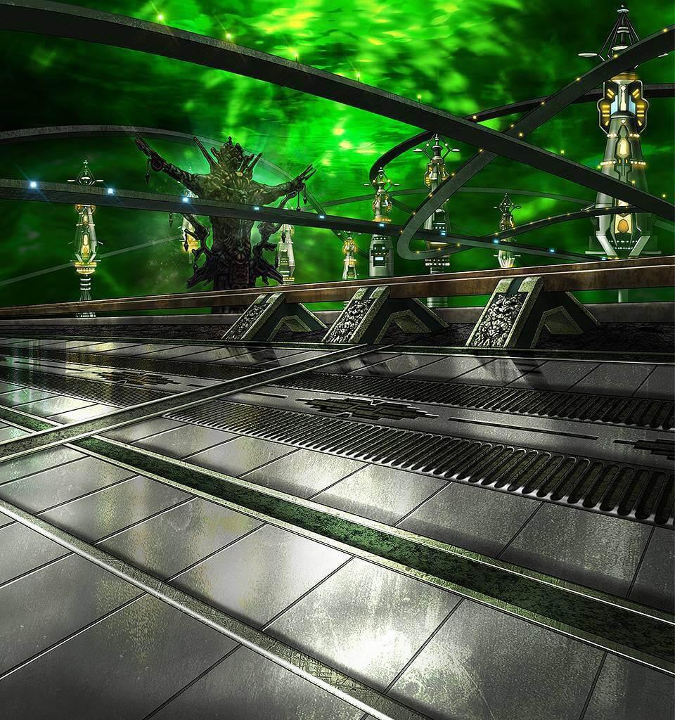 FF13戦闘背景画像解析