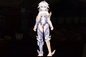 白1結晶鎧