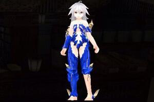 青1結晶鎧