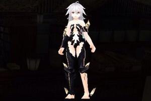 黒1結晶鎧